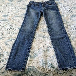 Madewell Alley STRAIGHT. SIZE 25. NWOT, never worn
